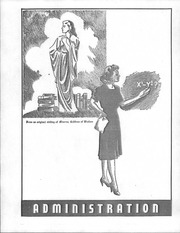 Page 4, 1941 Edition, Francisco High School - Franciscan Yearbook (Francisco, NC) online yearbook collection
