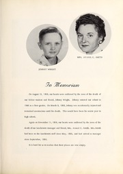Page 11, 1960 Edition, Nancy Reynolds Memorial School - Hilltop Echoes Yearbook (Westfield, NC) online yearbook collection