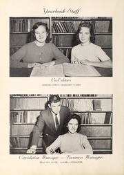 Page 12, 1960 Edition, Nancy Reynolds Memorial School - Hilltop Echoes Yearbook (Westfield, NC) online yearbook collection