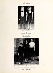 Page 11, 1951 Edition, Linwood High School - Linden Leaves Yearbook (Linwood, NC) online yearbook collection