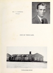 Page 7, 1951 Edition, Linwood High School - Linden Leaves Yearbook (Linwood, NC) online yearbook collection