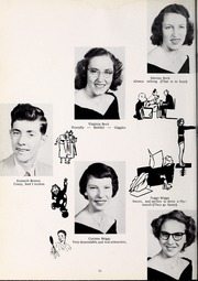 Page 14, 1952 Edition, Linwood High School - Linden Leaves Yearbook (Linwood, NC) online yearbook collection