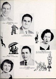 Page 15, 1952 Edition, Linwood High School - Linden Leaves Yearbook (Linwood, NC) online yearbook collection