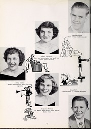 Page 16, 1952 Edition, Linwood High School - Linden Leaves Yearbook (Linwood, NC) online yearbook collection