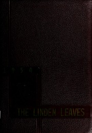 1954 Edition, Linwood High School - Linden Leaves Yearbook (Linwood, NC)