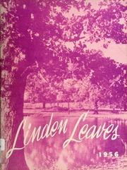 1956 Edition, Linwood High School - Linden Leaves Yearbook (Linwood, NC)