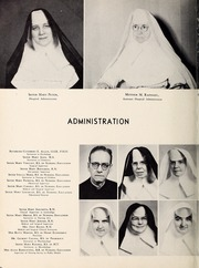 Page 12, 1953 Edition, Mercy School of Nursing - Mercilite Yearbook (Charlotte, NC) online yearbook collection
