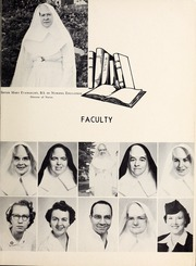 Page 13, 1953 Edition, Mercy School of Nursing - Mercilite Yearbook (Charlotte, NC) online yearbook collection