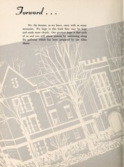 Page 8, 1953 Edition, Mercy School of Nursing - Mercilite Yearbook (Charlotte, NC) online yearbook collection