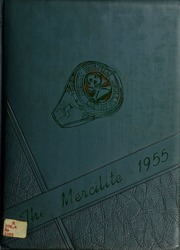 Page 1, 1955 Edition, Mercy School of Nursing - Mercilite Yearbook (Charlotte, NC) online yearbook collection