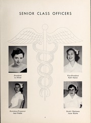 Page 13, 1955 Edition, Mercy School of Nursing - Mercilite Yearbook (Charlotte, NC) online yearbook collection