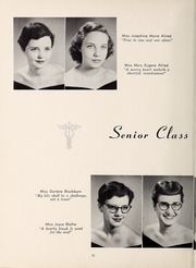 Page 14, 1955 Edition, Mercy School of Nursing - Mercilite Yearbook (Charlotte, NC) online yearbook collection