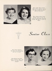 Page 16, 1955 Edition, Mercy School of Nursing - Mercilite Yearbook (Charlotte, NC) online yearbook collection