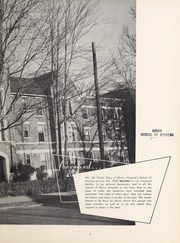 Page 7, 1955 Edition, Mercy School of Nursing - Mercilite Yearbook (Charlotte, NC) online yearbook collection