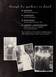 Page 8, 1955 Edition, Mercy School of Nursing - Mercilite Yearbook (Charlotte, NC) online yearbook collection