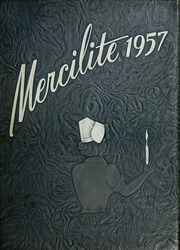 Page 1, 1957 Edition, Mercy School of Nursing - Mercilite Yearbook (Charlotte, NC) online yearbook collection