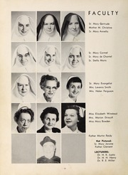 Page 14, 1957 Edition, Mercy School of Nursing - Mercilite Yearbook (Charlotte, NC) online yearbook collection