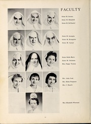 Page 14, 1958 Edition, Mercy School of Nursing - Mercilite Yearbook (Charlotte, NC) online yearbook collection