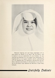 Page 11, 1959 Edition, Mercy School of Nursing - Mercilite Yearbook (Charlotte, NC) online yearbook collection