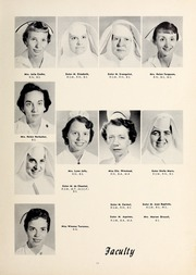 Page 15, 1959 Edition, Mercy School of Nursing - Mercilite Yearbook (Charlotte, NC) online yearbook collection