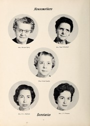 Page 16, 1959 Edition, Mercy School of Nursing - Mercilite Yearbook (Charlotte, NC) online yearbook collection