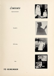 Page 9, 1959 Edition, Mercy School of Nursing - Mercilite Yearbook (Charlotte, NC) online yearbook collection