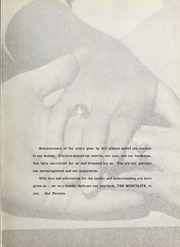 Page 11, 1961 Edition, Mercy School of Nursing - Mercilite Yearbook (Charlotte, NC) online yearbook collection