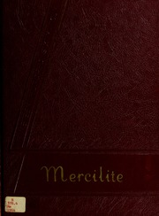 Page 1, 1964 Edition, Mercy School of Nursing - Mercilite Yearbook (Charlotte, NC) online yearbook collection
