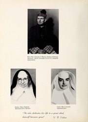 Page 16, 1964 Edition, Mercy School of Nursing - Mercilite Yearbook (Charlotte, NC) online yearbook collection
