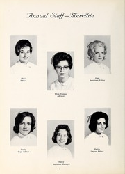 Page 12, 1965 Edition, Mercy School of Nursing - Mercilite Yearbook (Charlotte, NC) online yearbook collection