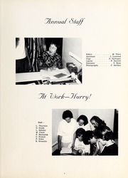 Page 13, 1965 Edition, Mercy School of Nursing - Mercilite Yearbook (Charlotte, NC) online yearbook collection