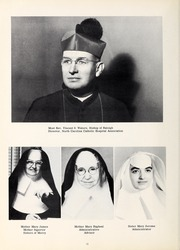 Page 16, 1965 Edition, Mercy School of Nursing - Mercilite Yearbook (Charlotte, NC) online yearbook collection