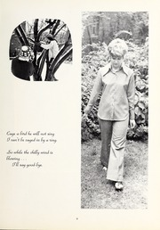 Page 13, 1971 Edition, Mercy School of Nursing - Mercilite Yearbook (Charlotte, NC) online yearbook collection