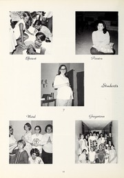 Page 16, 1971 Edition, Mercy School of Nursing - Mercilite Yearbook (Charlotte, NC) online yearbook collection