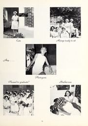 Page 17, 1971 Edition, Mercy School of Nursing - Mercilite Yearbook (Charlotte, NC) online yearbook collection