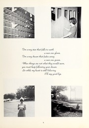 Page 9, 1971 Edition, Mercy School of Nursing - Mercilite Yearbook (Charlotte, NC) online yearbook collection