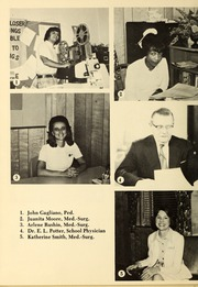 Page 12, 1975 Edition, Mercy School of Nursing - Mercilite Yearbook (Charlotte, NC) online yearbook collection