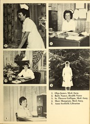 Page 13, 1975 Edition, Mercy School of Nursing - Mercilite Yearbook (Charlotte, NC) online yearbook collection
