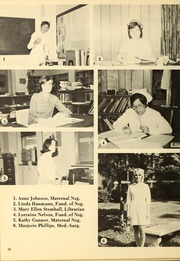 Page 14, 1975 Edition, Mercy School of Nursing - Mercilite Yearbook (Charlotte, NC) online yearbook collection