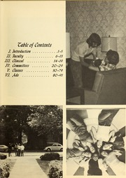 Page 7, 1975 Edition, Mercy School of Nursing - Mercilite Yearbook (Charlotte, NC) online yearbook collection
