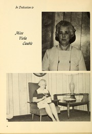 Page 8, 1975 Edition, Mercy School of Nursing - Mercilite Yearbook (Charlotte, NC) online yearbook collection