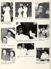 Page 10, 1984 Edition, Mercy School of Nursing - Mercilite Yearbook (Charlotte, NC) online yearbook collection