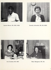 Page 13, 1984 Edition, Mercy School of Nursing - Mercilite Yearbook (Charlotte, NC) online yearbook collection