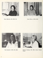 Page 14, 1984 Edition, Mercy School of Nursing - Mercilite Yearbook (Charlotte, NC) online yearbook collection
