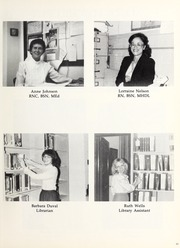 Page 15, 1984 Edition, Mercy School of Nursing - Mercilite Yearbook (Charlotte, NC) online yearbook collection