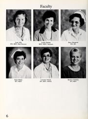 Page 10, 1988 Edition, Mercy School of Nursing - Mercilite Yearbook (Charlotte, NC) online yearbook collection