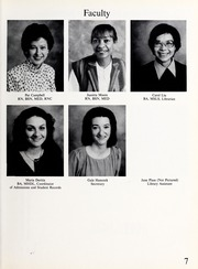 Page 11, 1988 Edition, Mercy School of Nursing - Mercilite Yearbook (Charlotte, NC) online yearbook collection