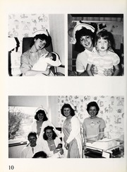 Page 14, 1988 Edition, Mercy School of Nursing - Mercilite Yearbook (Charlotte, NC) online yearbook collection