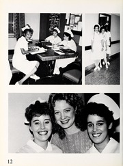 Page 16, 1988 Edition, Mercy School of Nursing - Mercilite Yearbook (Charlotte, NC) online yearbook collection