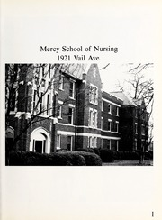 Page 5, 1988 Edition, Mercy School of Nursing - Mercilite Yearbook (Charlotte, NC) online yearbook collection